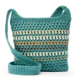 *NWOT* 'The Sak' Hand Crocheted Bag